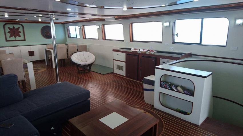 M/Y Seafriend, Ägypten, El Quseir bis Port Ghalib