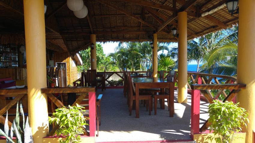 Sunset Dive Resort, Guindulman/Anda, Bohol, Philippinen