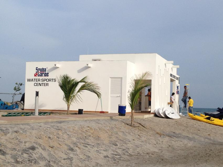 ScubaCaribe RIU Playa Blanca Tauchbase, ScubaCaribe Riu Playa Blanca, Panama