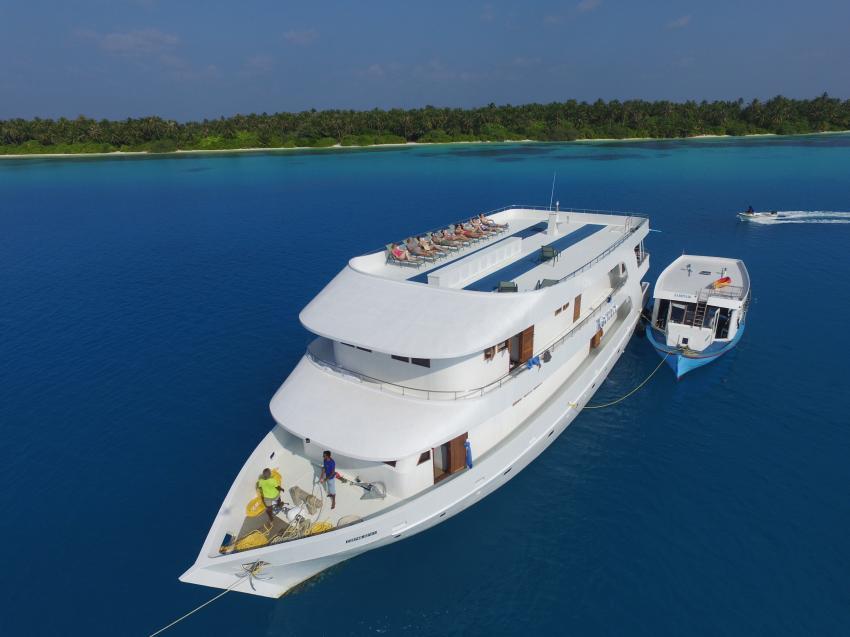 Keana, Malediven
