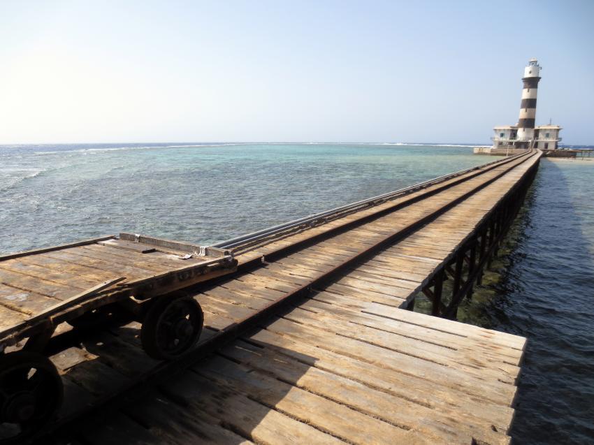 Daedalus Reef, M/Y Sea Serpent Fleet , Sea Serpent, Ägypten