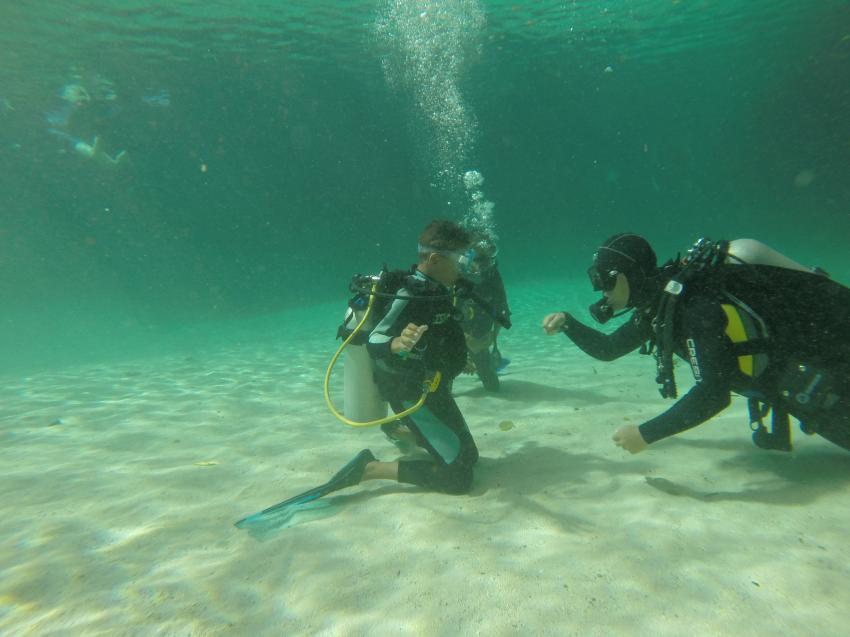 Jr OWD Ausbildung, Deep Dive Mexico, Mexiko