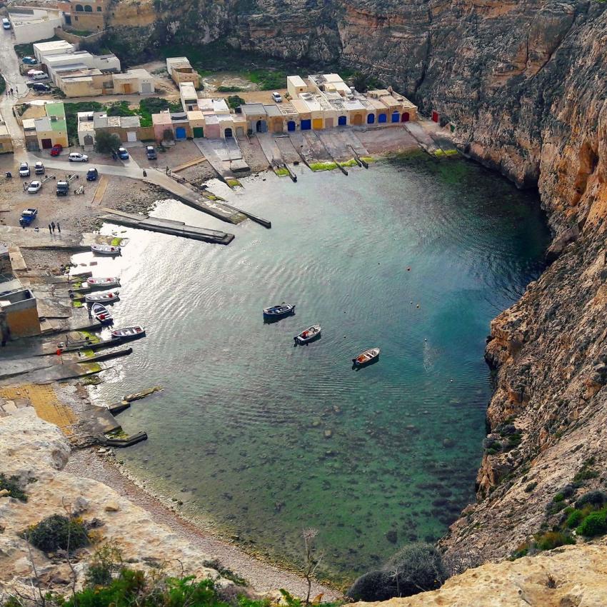 Inlandsea, DiveSmart Gozo, Malta, Gozo