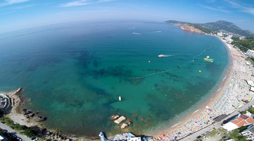 sutomore beach , guesthouse OCTO , Serbien und Montenegro