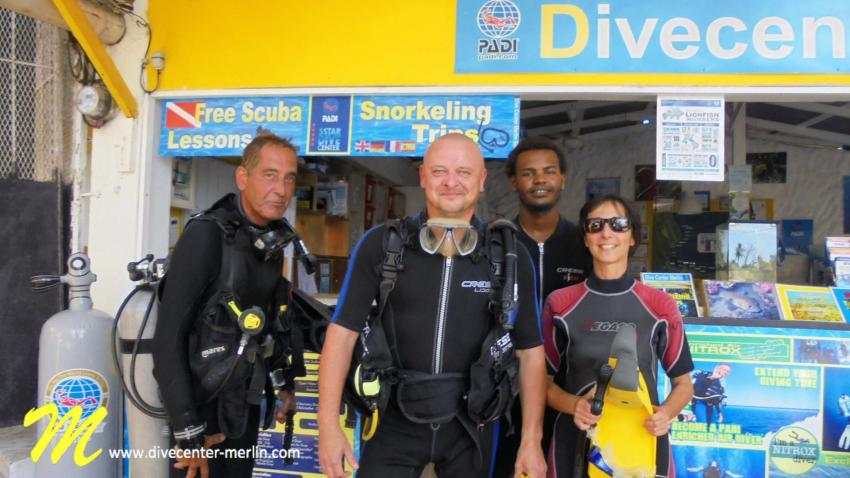 Divecenter Merlin, Sosua, Dominikanische Republik