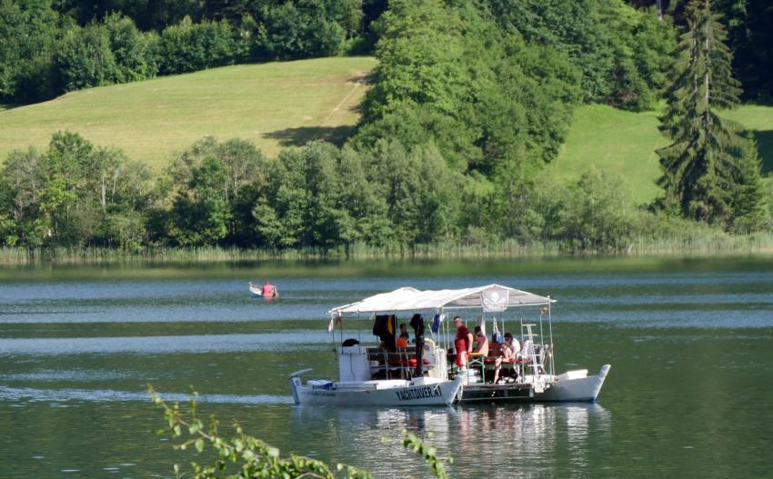 ES YACHTDIVER I, Yachtdiver, Yachtdiver Techendorf Weißensee, Österreich