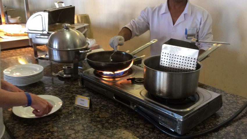 immer frische Pasta, Hotel Viva Blue, Sharm El Naga, Hotel Viva Blue, Extra Divers Sharm El Naga, Extra Divers - Hotel Viva Blue, Sharm el Naga , Ägypten, Safaga