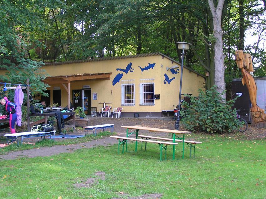 Straussee, Straussee,Strausberg,Brandenburg,Deutschland,Tauchbasis,Tauchcenter,Wald