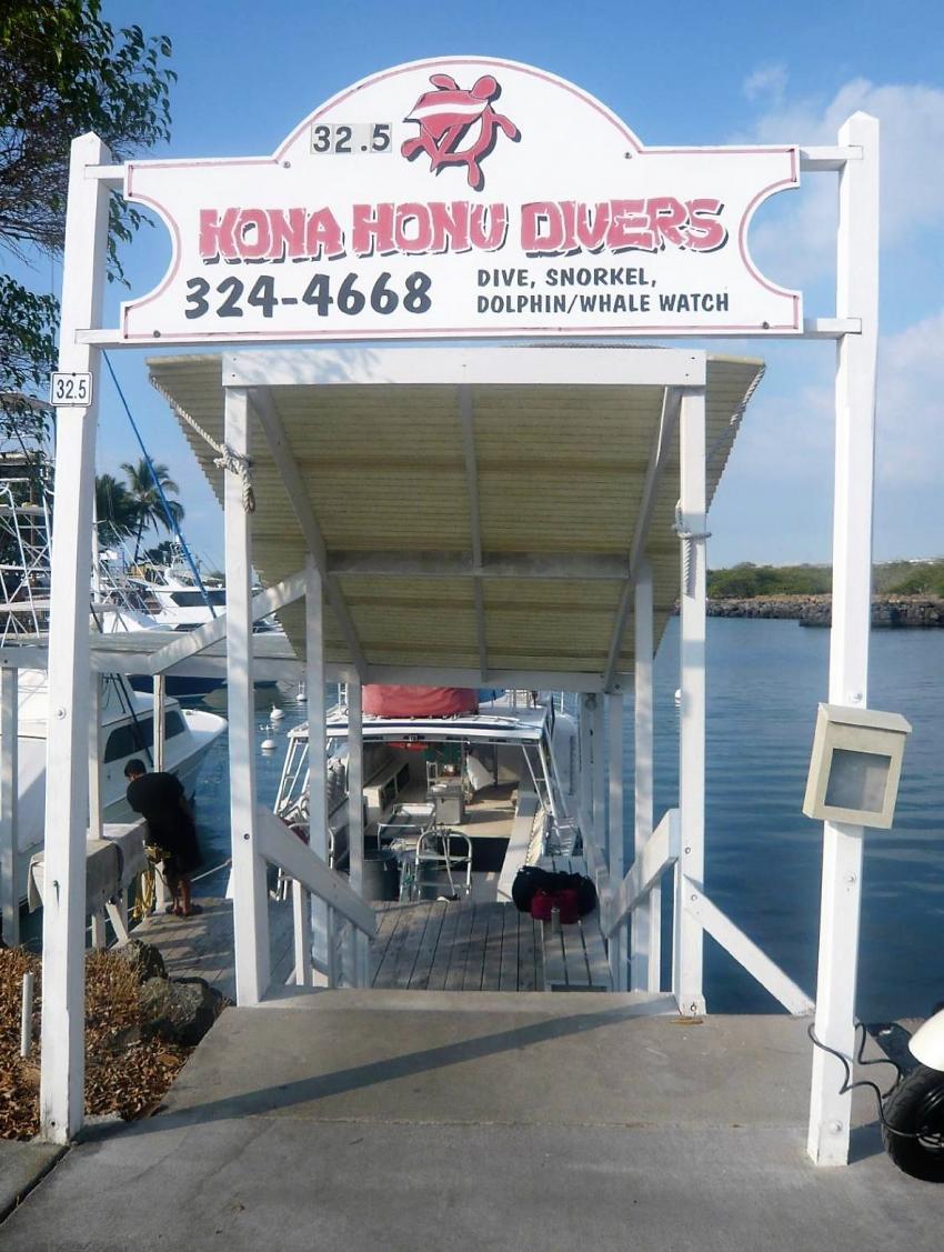 Kona Honu Divers, Kona Honu Divers, Kona, Big Island, USA, Hawaii