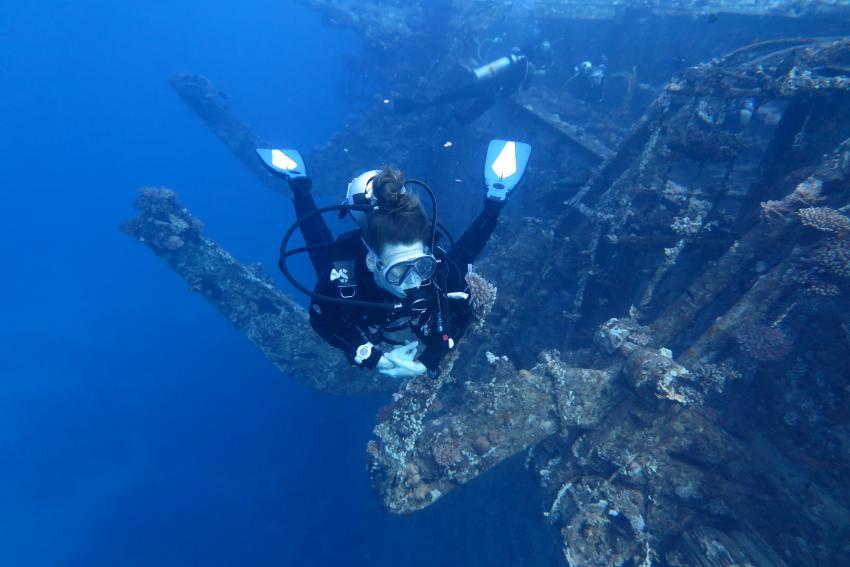 Scuba World Divers Salem Express, Tauchen Ägypten Makadi Bay, Scuba World Divers Makadi Bay, Ägypten, Hurghada