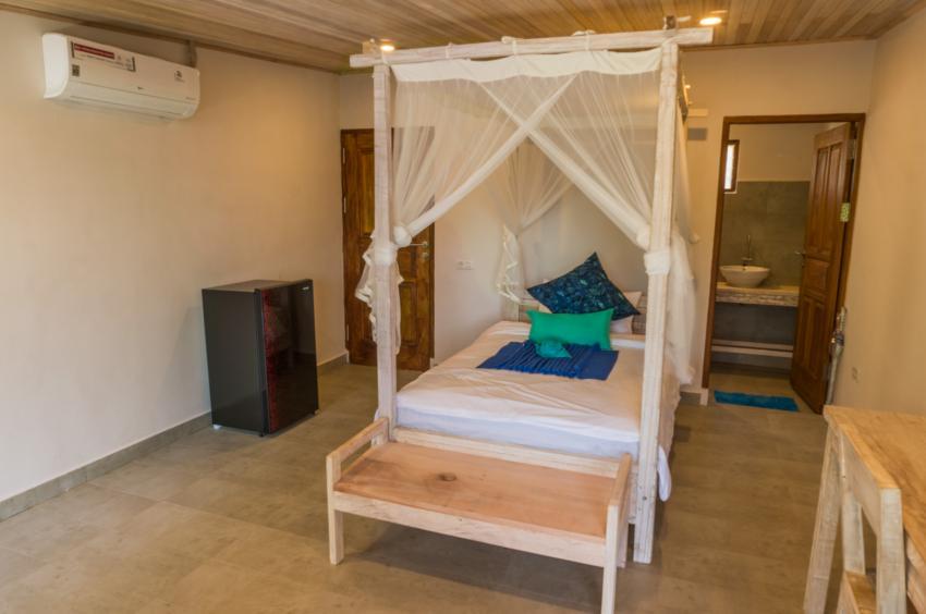 Thalassa Dive Resort Lembeh single room, Thalassa, Manado, Nord-Sulawesi, Indonesien, Sulawesi