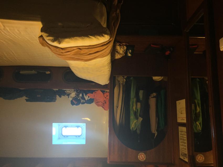 kabine, Nautilus One, Malediven
