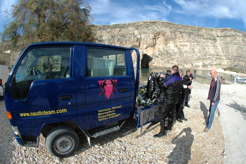Nautic Team, Gozo, Malta