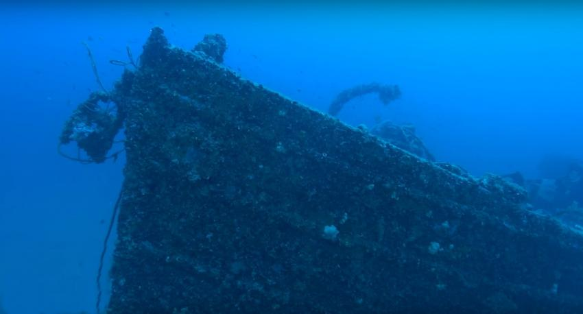 Wrack SS Levant II, Malta, Malta - Hauptinsel