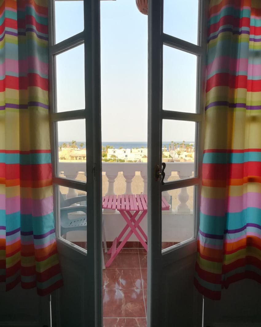 Zweites Zimmer, PANORAMA Guesthouse & Restaurant, Safaga, Ägypten, Safaga