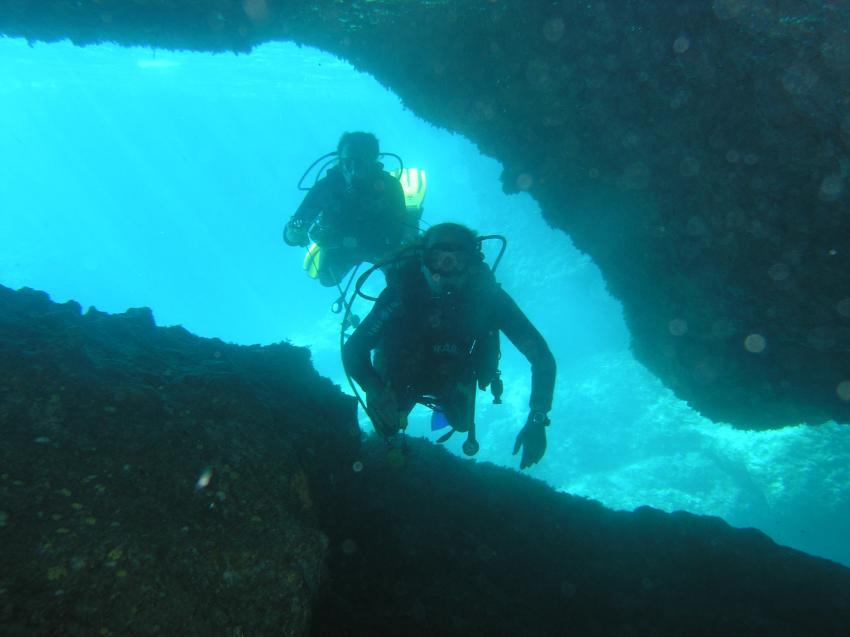 Parga, Parga,Griechenland,höhle,spalte,grotte