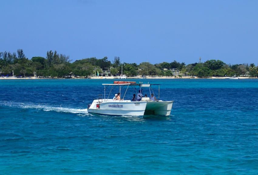 ScubaCaribe Negril RIU Palace Boot, Scubacaribe RIU Tropical, Negril, Jamaika
