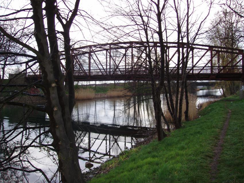 Saale-Elster-Kanal, Saale-Elster-Kanal,Sachsen,Deutschland