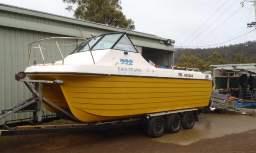 Eaglehawk Dive Centre, Eaglehawk Neck, Tasmania, Eaglehawk Dive Centre, Eaglehawk Neck, Tasmania,  Eaglehawk Dive Centre, Eaglehawk Neck, Tasmania, Australien
