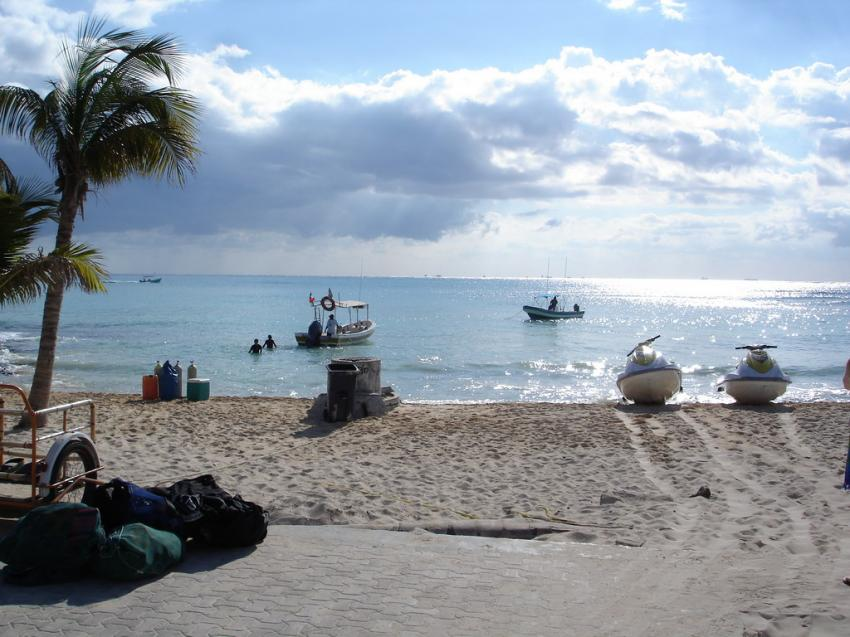Playa del Carmen, Playa del Carmen,Mexiko