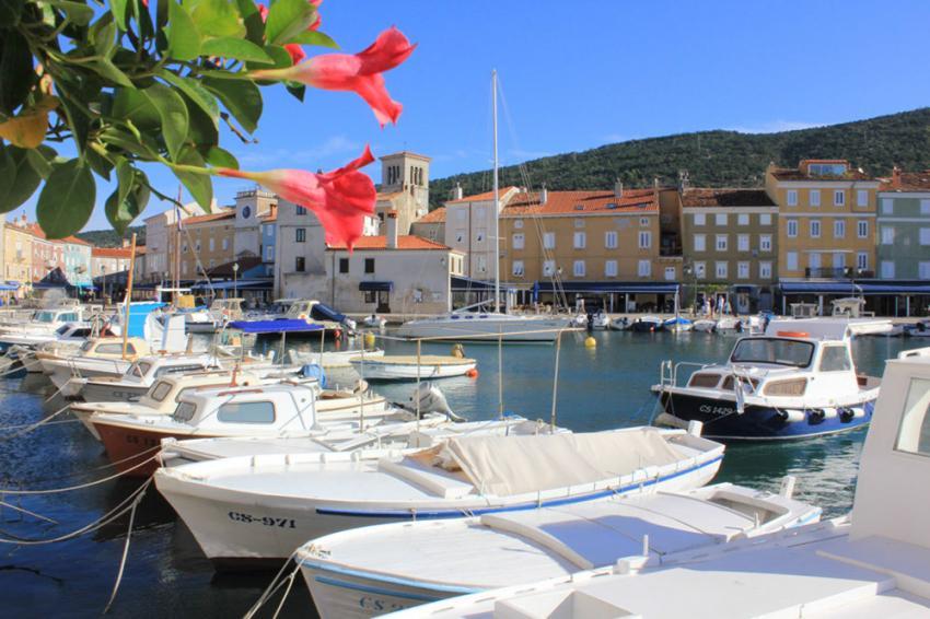 diving.DE Cres Kroatien Insel Camping Mittelmeer, diving.DE Cres, Insel Cres, Kroatien