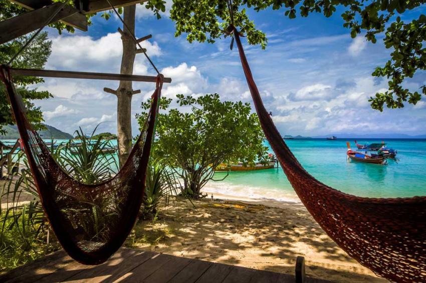 Castaway Resort, Ko Lipe, Thailand, Andamanensee