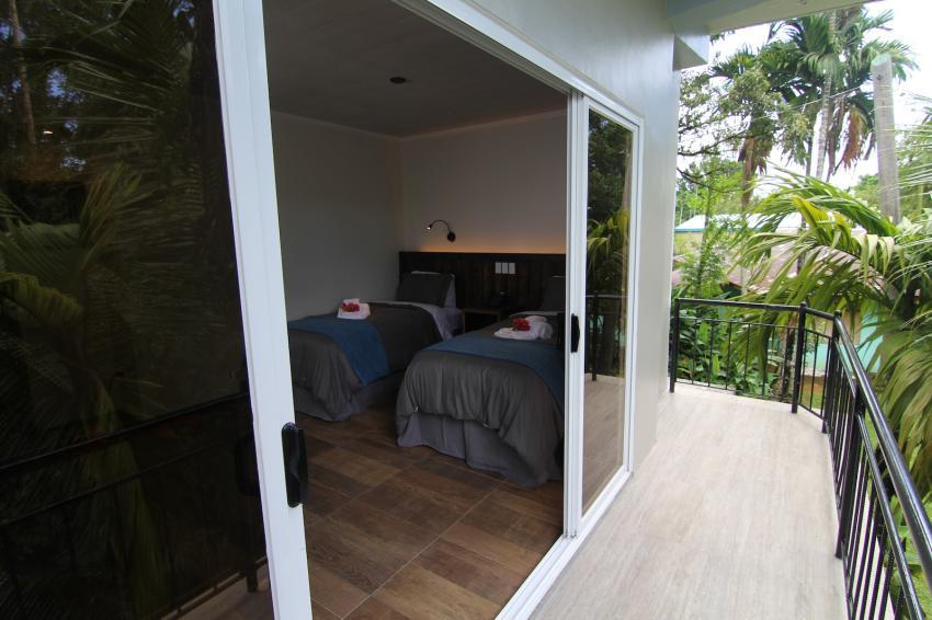 Deluxe Doppelzimmer mit Balkon, Palau Central Hotel, Palau