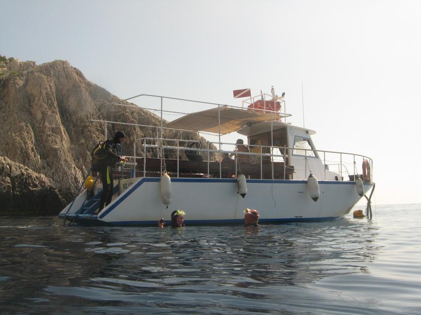 zante2, Zakynthos,Griechenland,Tagesboot,Tauchboot