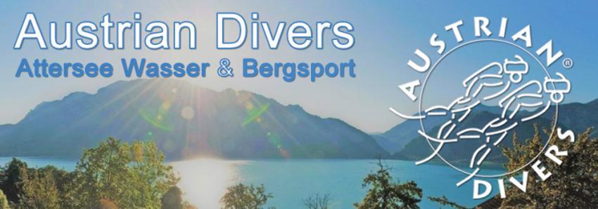 Austrian-Divers, Unterach, Österreich