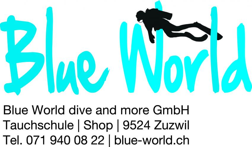 Blue World dive & more GmbH, Schweiz