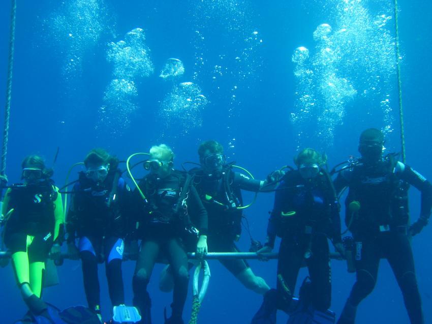 Extra Divers, Ras Nasrani, Melia Sinai Paradise Resort, Sharm El Sheikh