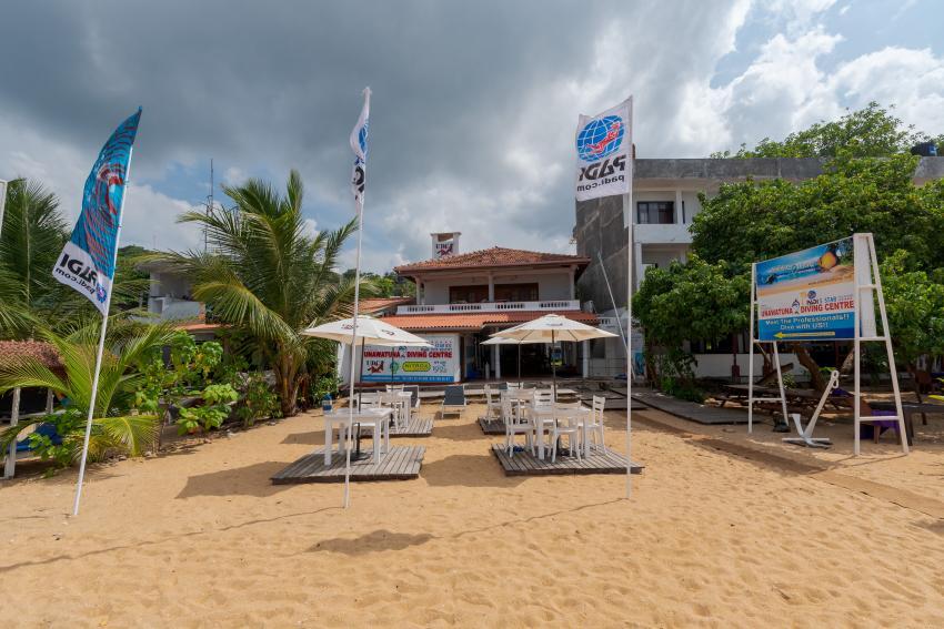Unawatuna Diving Centre, Sri Lanka