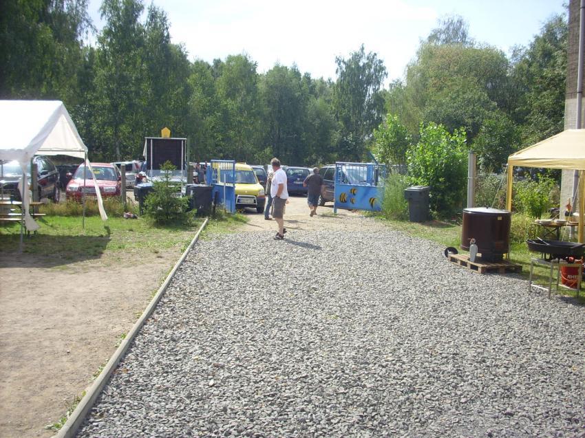 Ammelshainer See  Danke Tauchschule Aqua Pur in Bamberg:-), Ammelshainer Steinbruch,Sachsen,Deutschland