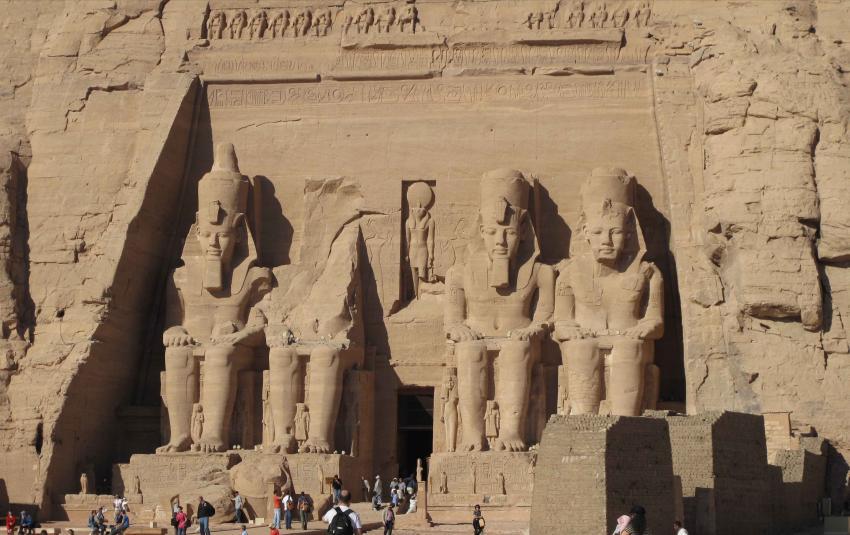 Ägypten tauchen plus, Ägypten überall,Ägypten,Abu Simbel