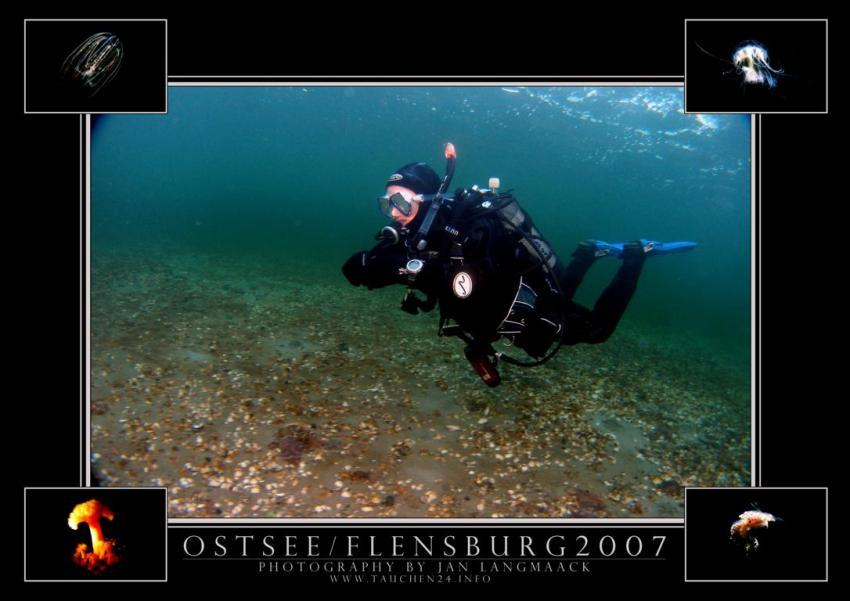 Ostsee Flensburger Förde