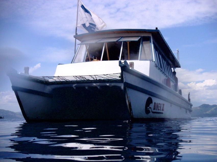 Taucher Boot, lumbalumba diving, manado, Indonesien, bunaken, tauchen, sulawesi, resort, Lumbalumba Diving Resort, Manado, Sulawesi