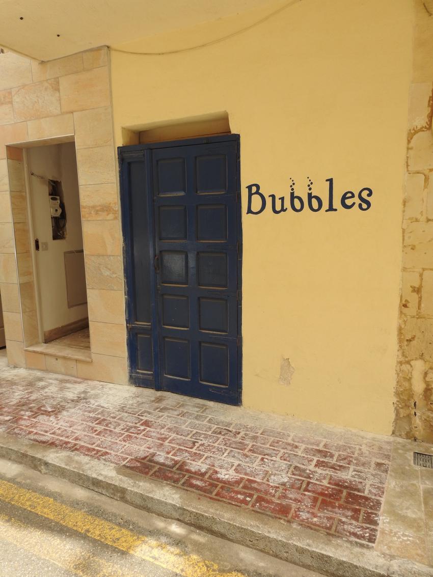 Bubbles Dive Centre, Marsalforn, Gozo, Malta