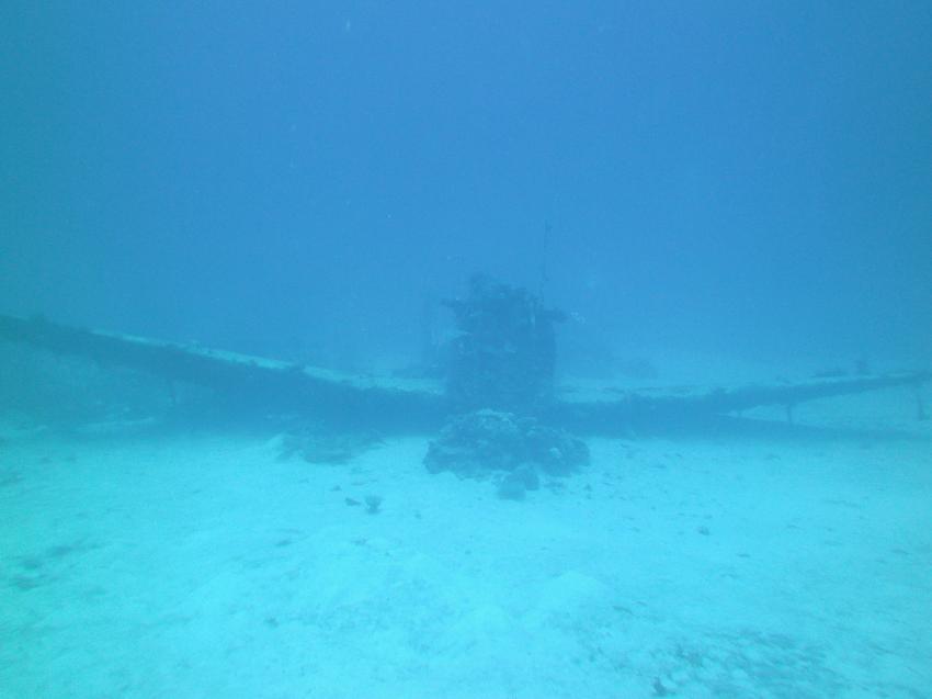 Flieger, Kwajalein Atoll, Marshallinseln
