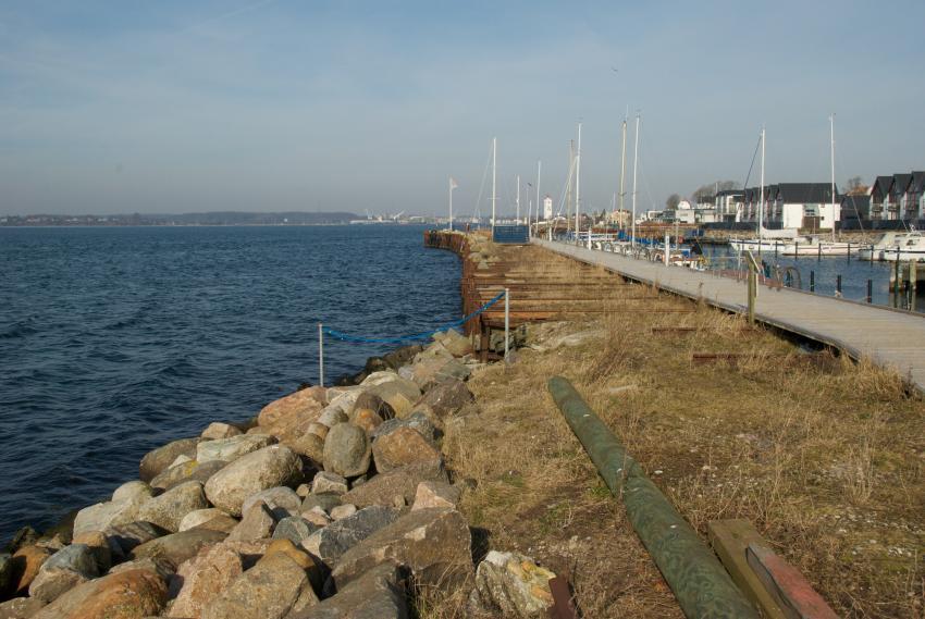 Strib Hafenmole / by DivingDenmark, Strib Hafenmole , Dänemark