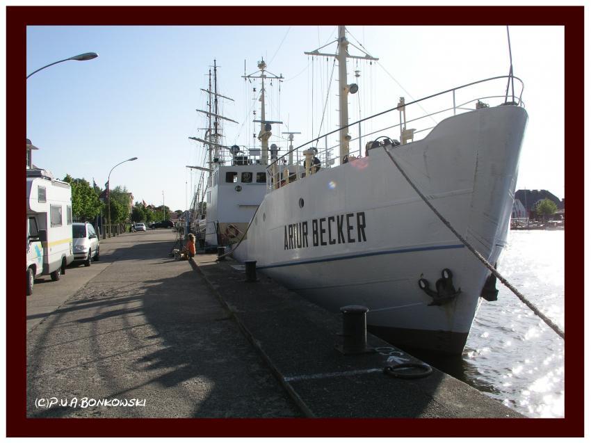 Ostsee/Greifswald/Rügen