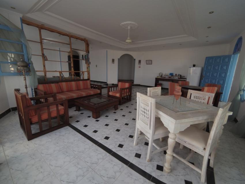 Aufenthaltsraum, Diving Station Reef-Villa, Ägypten, Marsa Alam und südlich