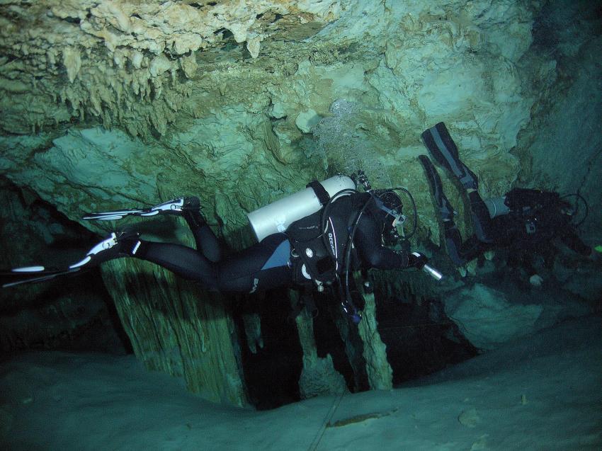 Cenote Bat-Cave (DosOjos), Cenote Dos Ojos (Bat-Cave),Mexiko,Cenote,Bat-Cave (DosOjos)