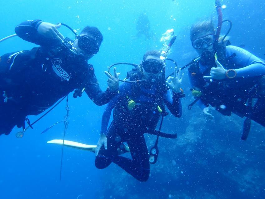 Tasik Divers, Tasik Ria Resort, Manado, Indonesien, Sulawesi