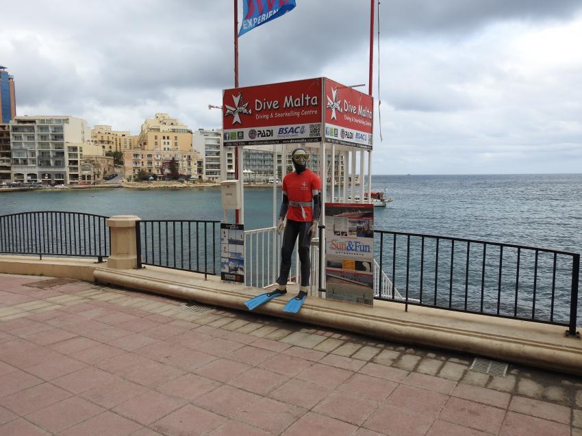 Dive Malta, St. Julians, Malta